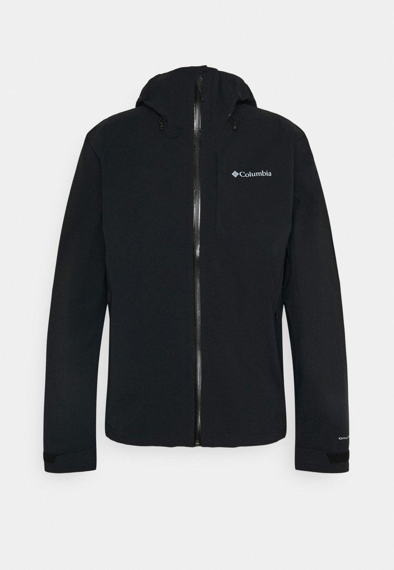 Columbia - OMNI-TECH™ SHELL - Waterproof jacket - black