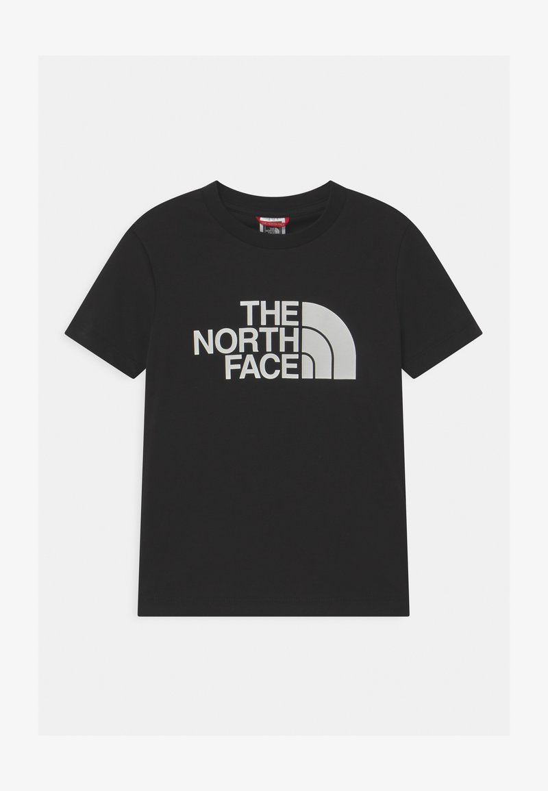 The North Face - YOUTH EASY UNISEX - T-shirt imprimé - black