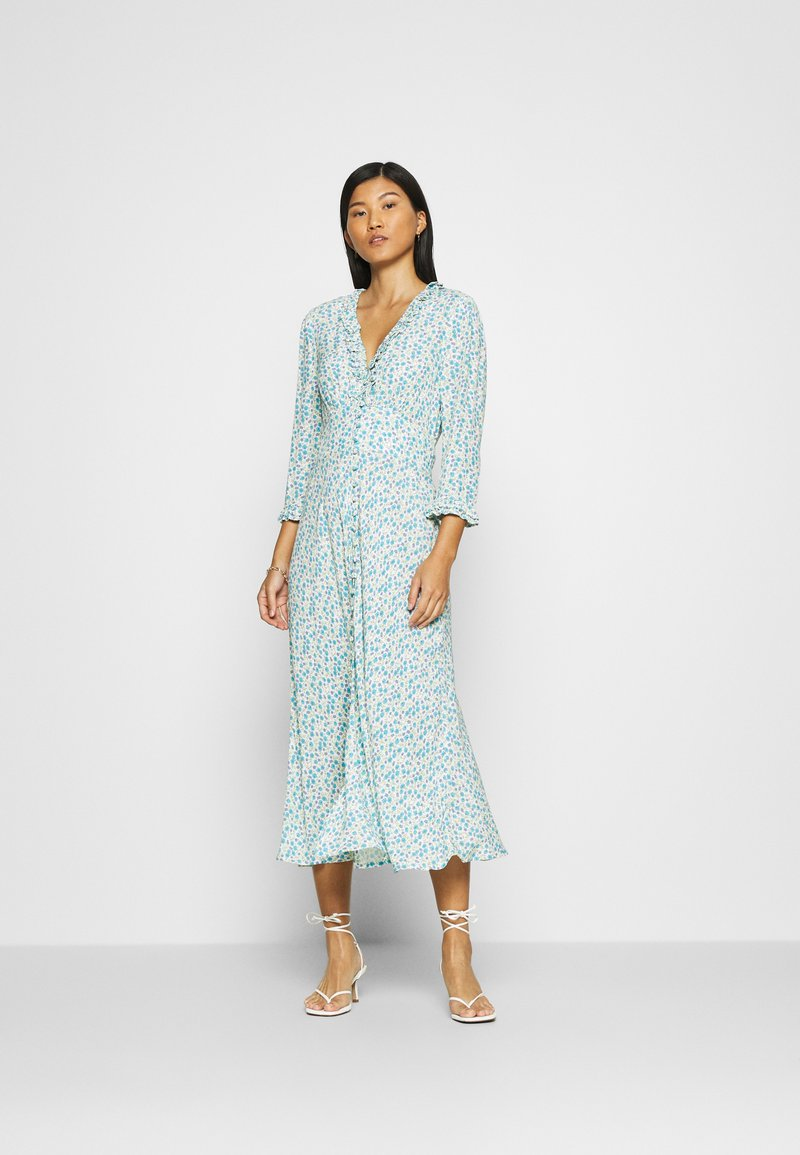 Ghost - NISHA DRESS - Day dress - blue