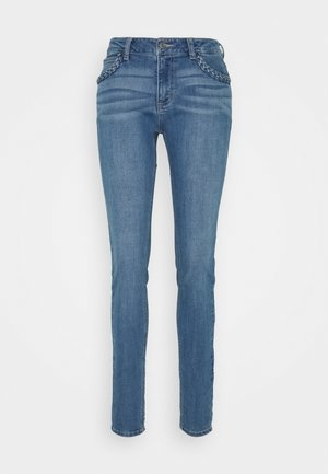 ROCK - Slim fit jeans - vintage blue