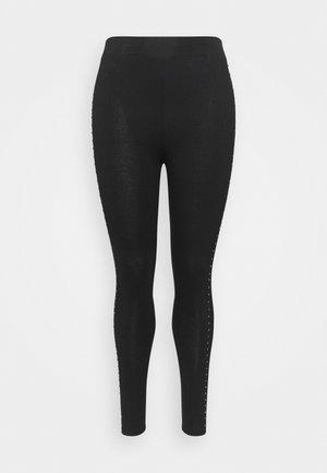 CARROUTE LIFE - Leggings - black