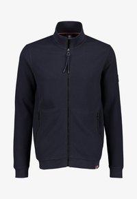LERROS - Zip-up hoodie - navy - 0