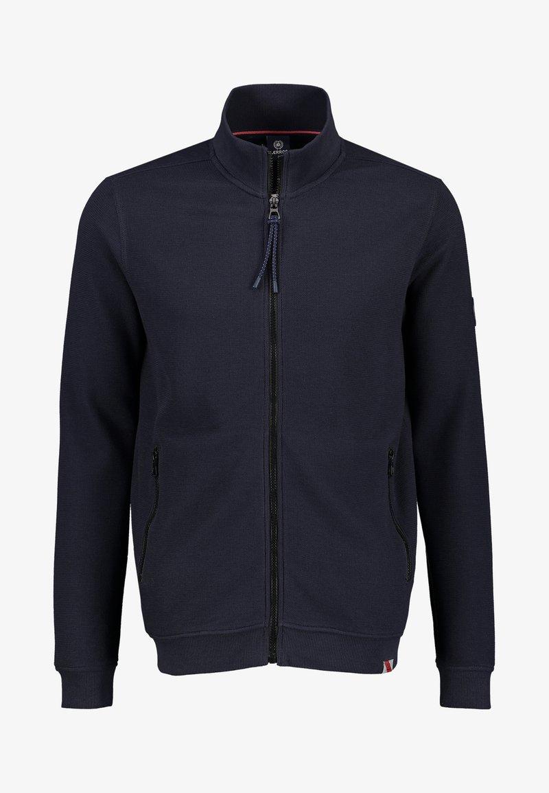 LERROS - Zip-up hoodie - navy