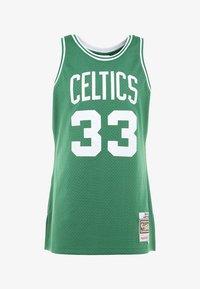 Mitchell & Ness - NBA BOSTON CELTICS LARRY BIRD SWINGMAN - Débardeur - grün/weiß - 5