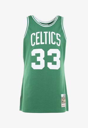 NBA BOSTON CELTICS LARRY BIRD SWINGMAN - Top - grün/weiß