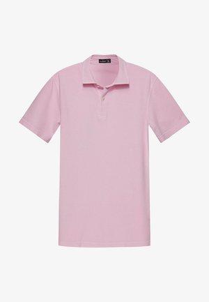 Polo shirt - rot/rose