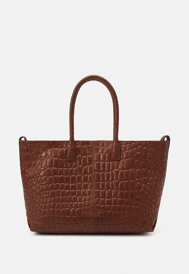 CHELSE - Shopping Bag - new bourbon