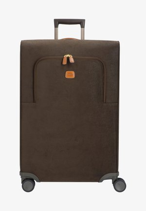 LIFE  - Wheeled suitcase - brown