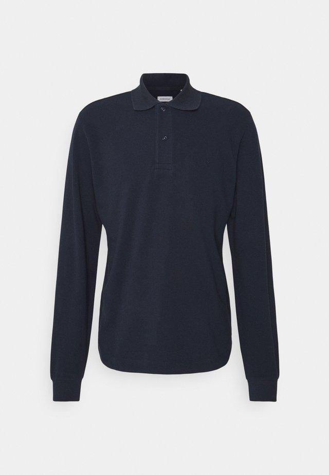 LONGSLEEVE - Polo shirt - dark blue