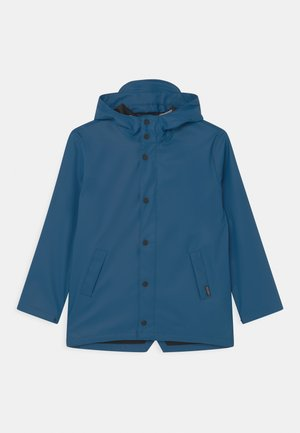 ELEPHANT MAN UNISEX - Vodotěsná bunda - dark blue