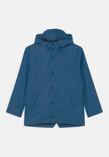 ELEPHANT MAN UNISEX - Waterproof jacket - dark blue