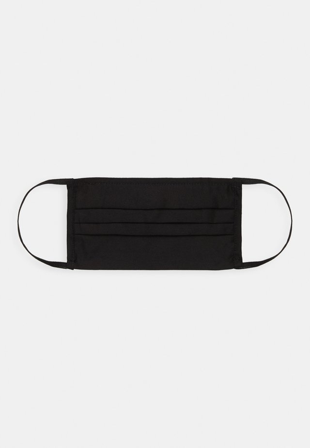 FACE MASK UNISEX - Community mask - black