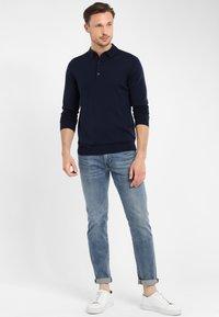 PROFUOMO - PROFUOMO - Polo shirt - navy - 1