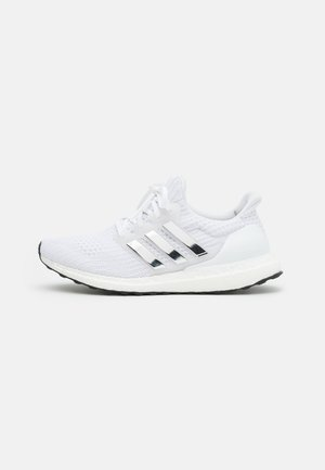 ULTRABOOST 4.0 DNA UNISEX - Matalavartiset tennarit - footwear white/silver metallic/core black