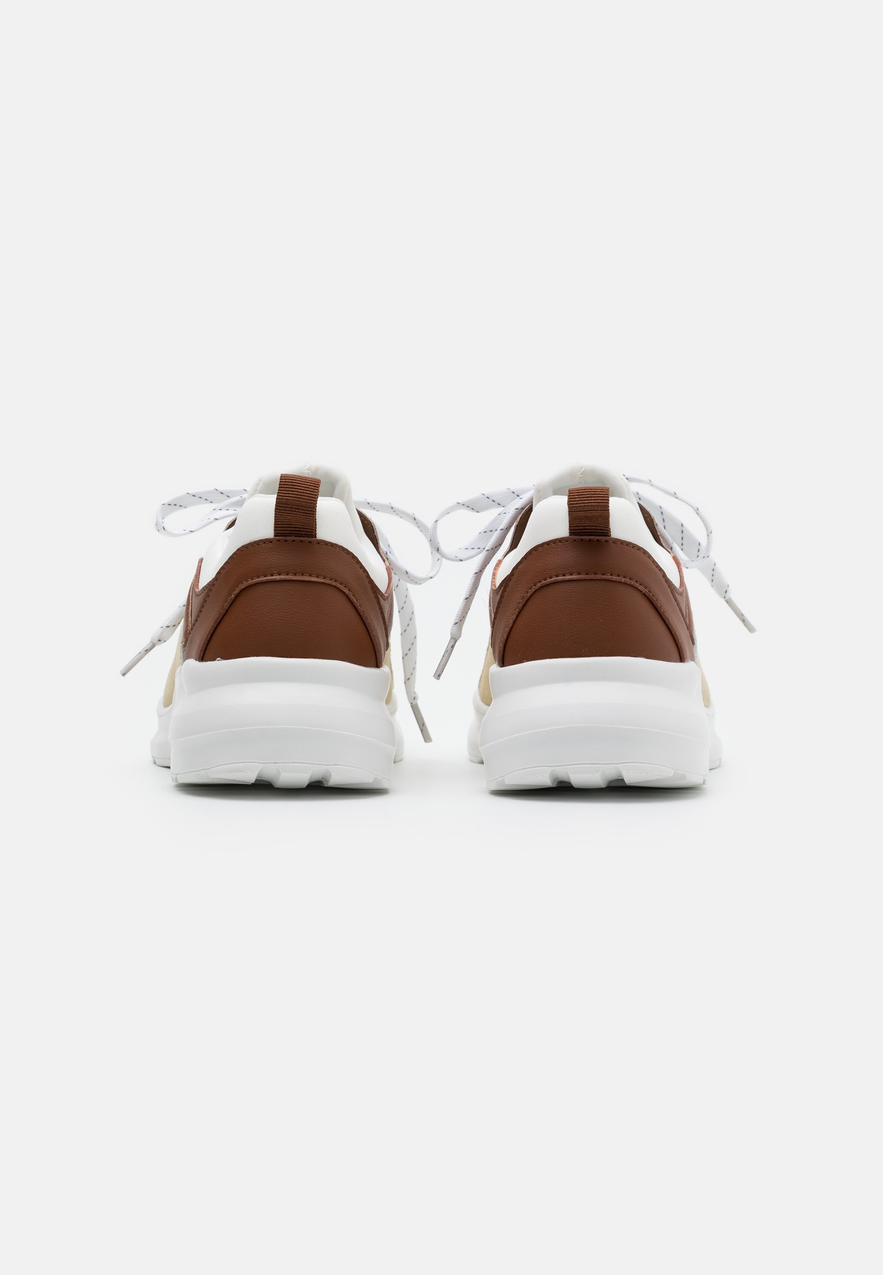 Anna Field Leather - Joggesko Beige/beige