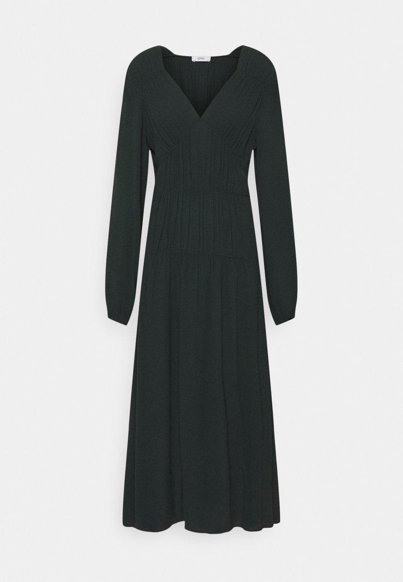 CLOSED - NOELLE - Day dress - sacramento green