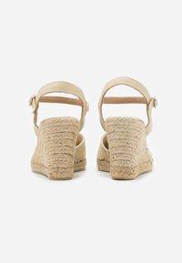 Anna Field - High heeled sandals - sand - 3