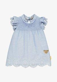 Steiff Collection - Day dress - brunnera blue - 0