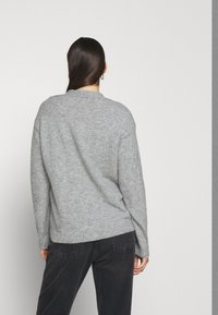 CLOSED - Kardigan - light grey melange