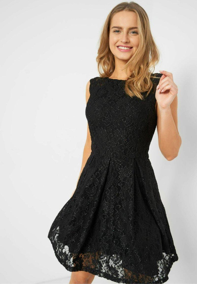 ORSAY - Cocktail dress / Party dress - schwarz