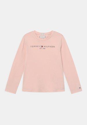 ESSENTIAL TEE - Long sleeved top - delicate pink
