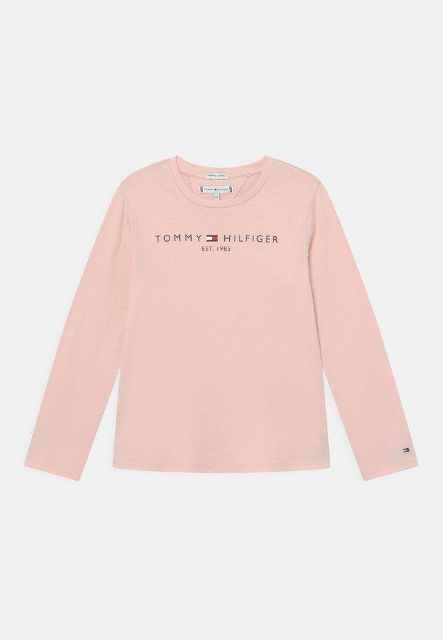ESSENTIAL - Pitkähihainen paita - delicate pink