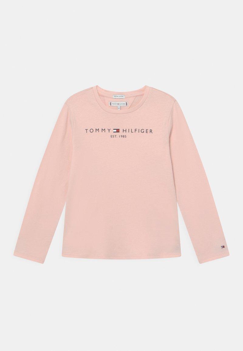 Tommy Hilfiger - ESSENTIAL TEE - Pitkähihainen paita - delicate pink