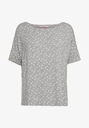 LOOSEFIT EYES - Pyjama top - warm grey melee