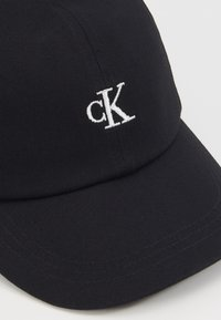 Calvin Klein Jeans - MONOGRAM BASEBALL - Pet - black - 2