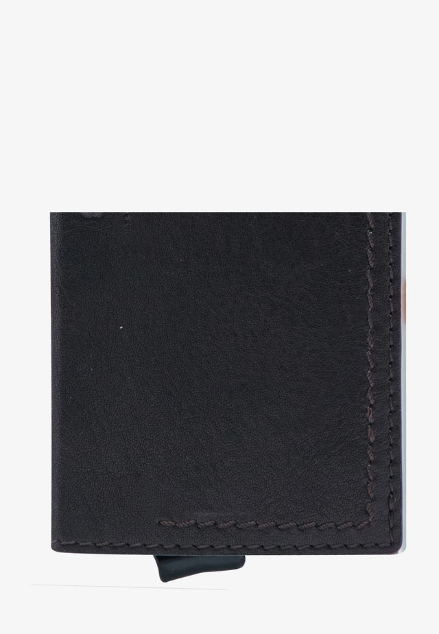 NORTON C-ONE E-CAGE  - Wallet - darkbrown