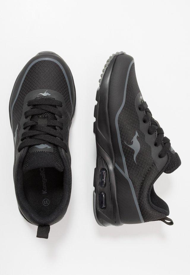 KX-3500 - Sneakers laag - jet black