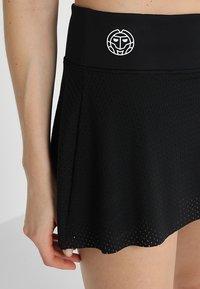 BIDI BADU - CHARLIE TECH SKORT - Sports skirt - black - 3