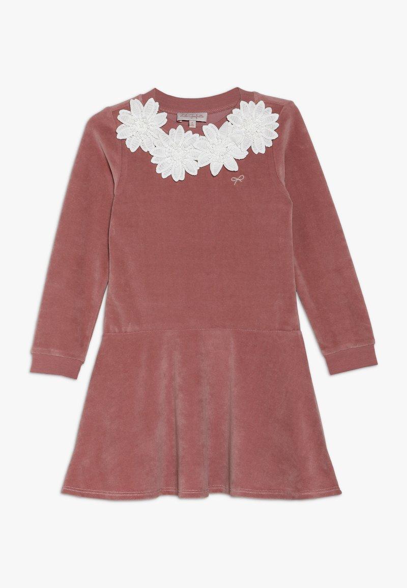 Lili Gaufrette - LUDOVICA - Koktejlové šaty/ šaty na párty - vieux rose