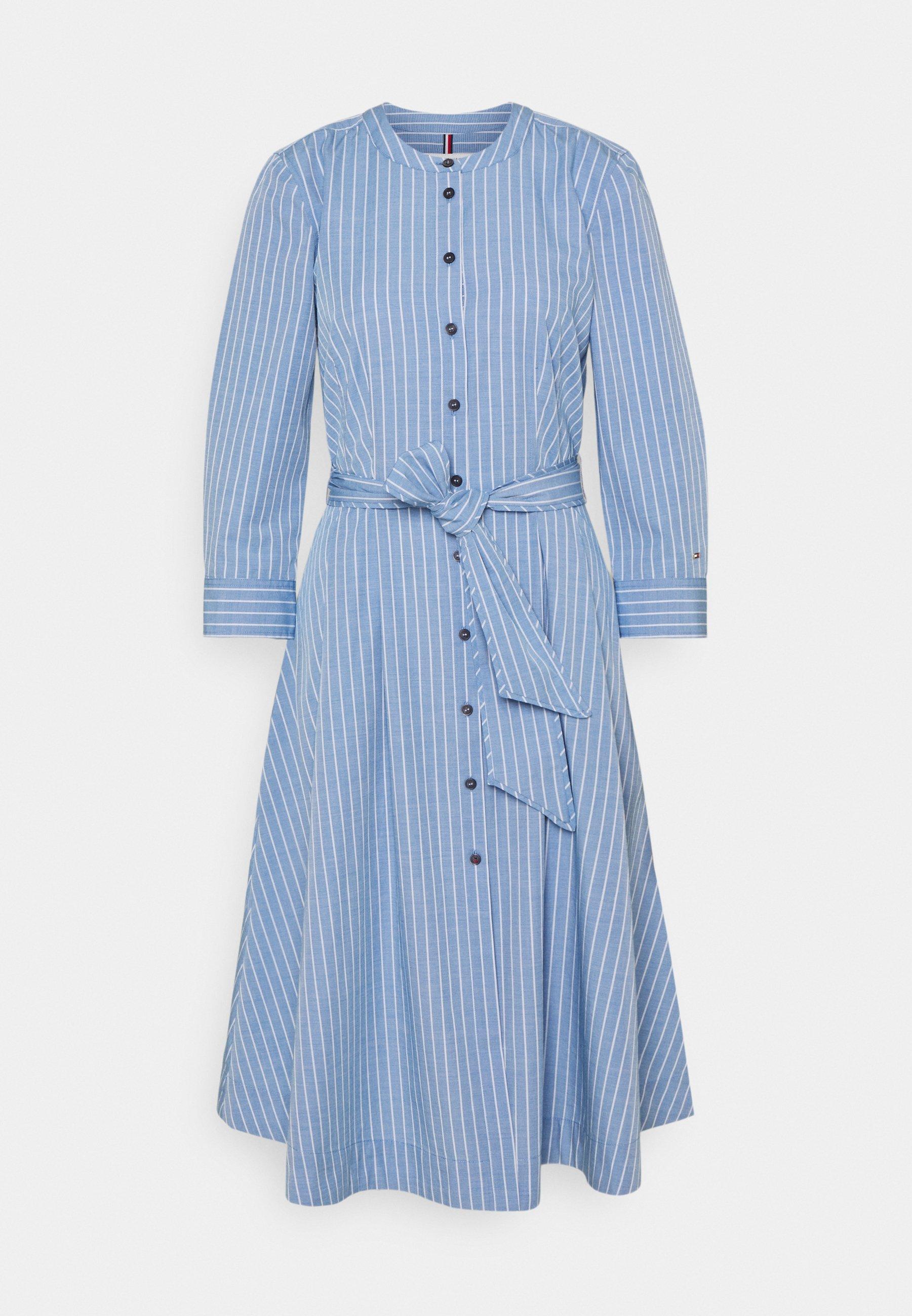 Women MIDI DRESS 7/8  - Maxi dress
