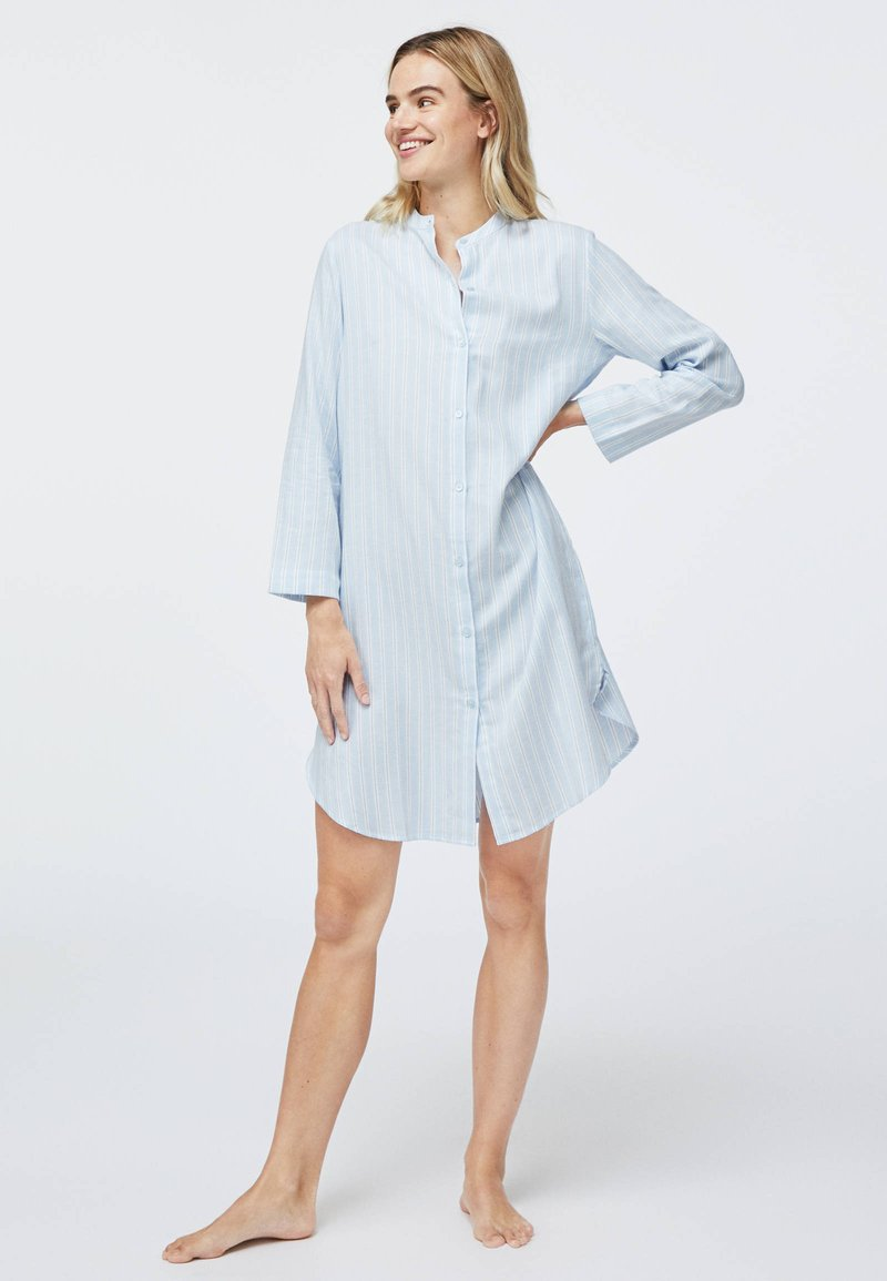 OYSHO - Nightie - light blue