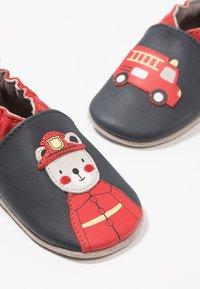 Robeez - FIREMAN - First shoes - marine - 5