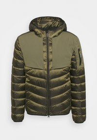 National Geographic - HOODED JACKET WITH FILLER - Jas - moss - 5