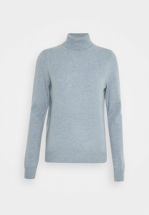 Sweter - dusty blue