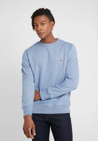 PS Paul Smith - CREW NECK  - Sweatshirt - light blue - 0