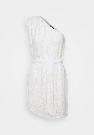 ELLA DRESS - Cocktailjurk - white