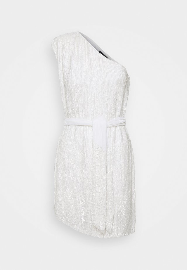 ELLA DRESS - Cocktail dress / Party dress - white