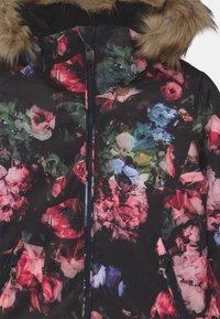 Roxy - JET GIRL - Snowboard jacket - black - 4