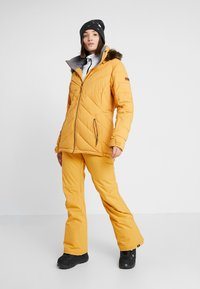 Roxy - BACKYARD  - Ski- & snowboardbukser - spruce yellow - 1