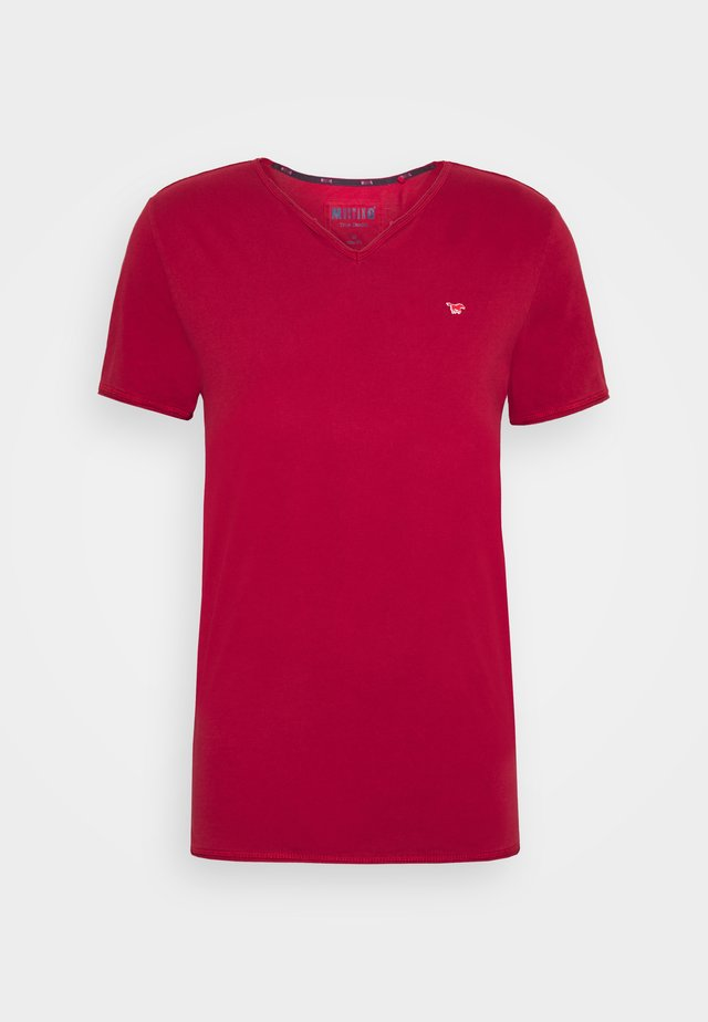 AARON SERAFINO - T-shirt basique - chili pepper