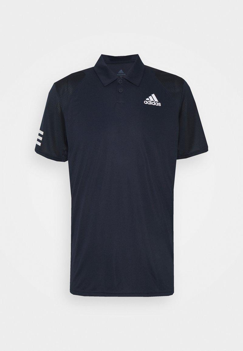 adidas Performance - CLUB - Sports shirt - legend ink/white