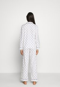 Marks & Spencer London - HANGING TILE SET - Pyjama set - white - 2