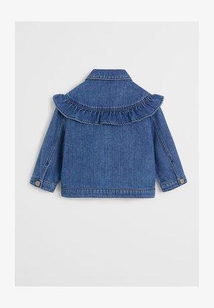 NORMA - Denim jacket - middenblauw