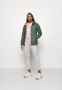 Salewa - BRENTA - Down jacket - duck green - 1