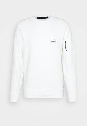 CREW NECK - Mikina - gauze white