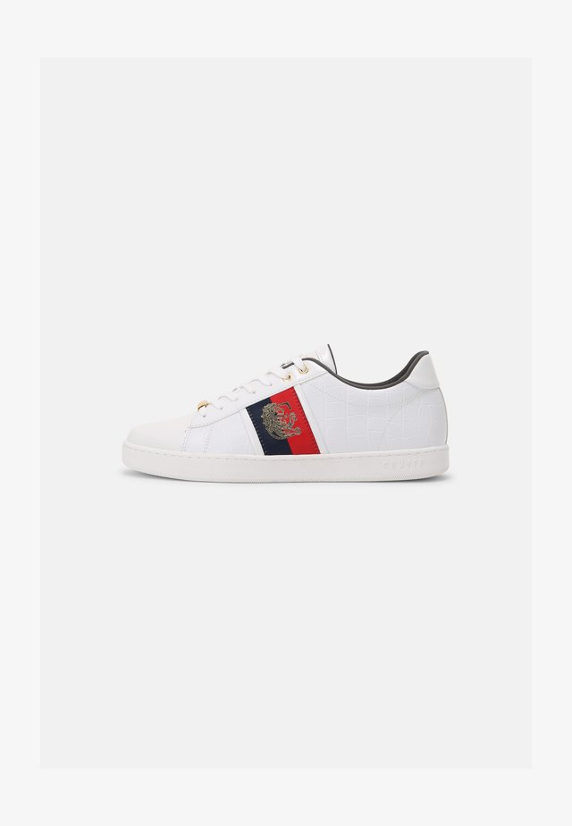 SILVA SEMI - Sneakers laag - white